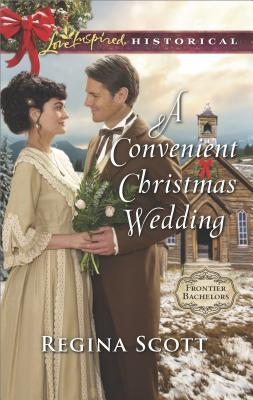 Image for A Convenient Christmas Wedding (Frontier Bachelors)