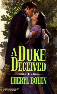 Image for Duke Deceived (March Madness) (Harlequin Historical, No 406)