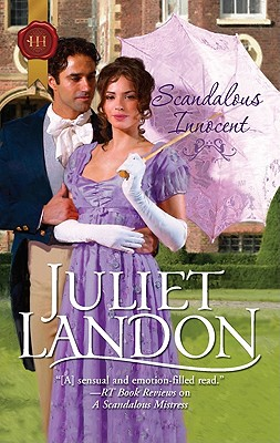 Scandalous Innocent (Harlequin Historical), Juliet Landon
