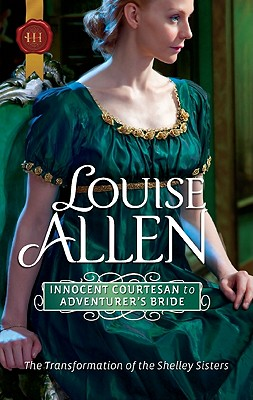 Innocent Courtesan to Adventurer's Bride (Harlequin Historical), Allen,Louise