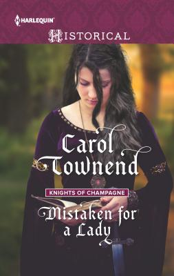 Image for Mistaken for a Lady (Knights of Champagne)