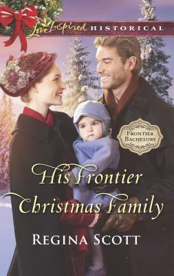 Image for His Frontier Christmas Family (Frontier Bachelors)