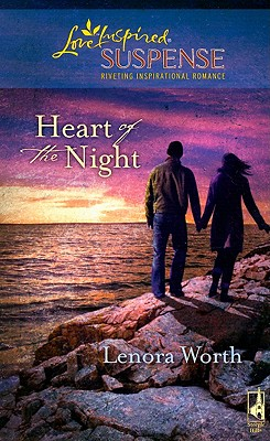 Image for Heart of the Night (Secret Agent Series #2) (Steeple Hill Love Inspired Suspense #131)