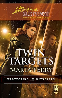 Twin Targets, Marta Perry