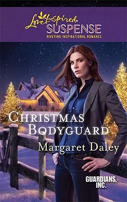 Christmas Bodyguard (Steeple Hill Love Inspired Suspense), Margaret Daley