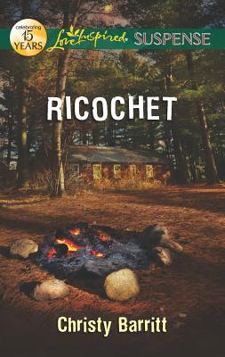 Image for Ricochet (Love Inspired Suspense)