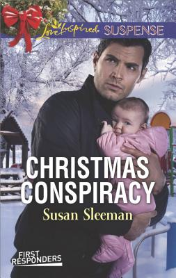 Christmas Conspiracy (First Responders), Susan Sleeman