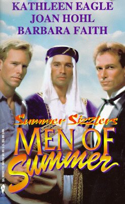 Image for Silhouette Summer Sizzlers 1996 (Men Of Summer)