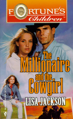 Image for Millionaire And The Cowgirl (Author'S 40th Book) (Fortune's Children)