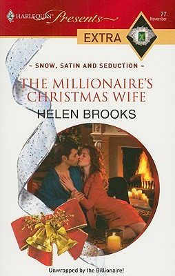 Image for The Millionaire's Christmas Wife (Presents Extra)