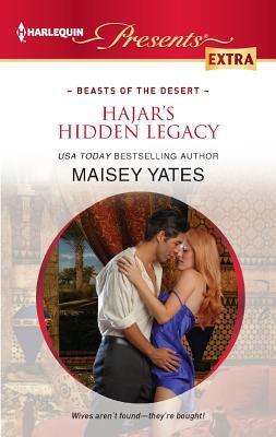 Image for Hajar's Hidden Legacy (Harlequin Presents Extra)
