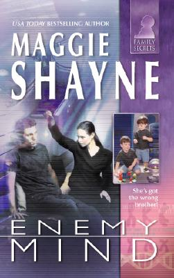Enemy Mind (Family Secrets) (Silhouette) (Family Secrets), MAGGIE SHAYNE