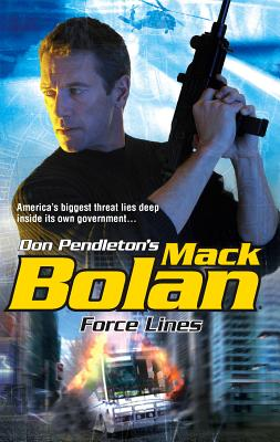 Image for Force Lines (Mack Bolan)
