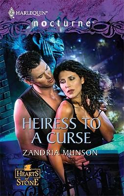 Heiress to a Curse (Silhouette Nocturne), Zandria Munson