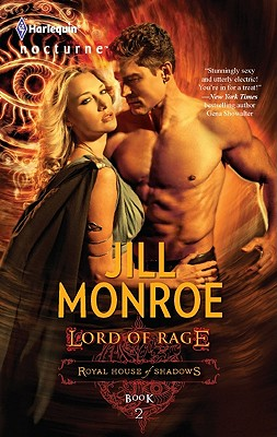Lord of Rage, Monroe, Jill
