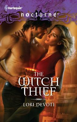 Image for WITCH THIEF, THE HARLEQUIN NOCTURNE 136