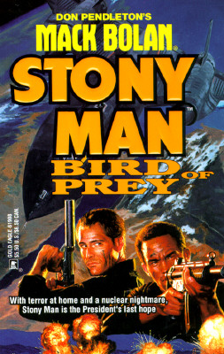 Image for Bird Of Prey (Don Pendleton's Mack Bolan : Stony Man)