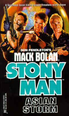 Image for Asian Storm (Don Pendleton's Mack Bolan : Stony Man)