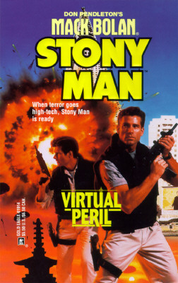 Image for Virtual Peril (Don Pendleton's Mack Bolan Stony Man, No.30)