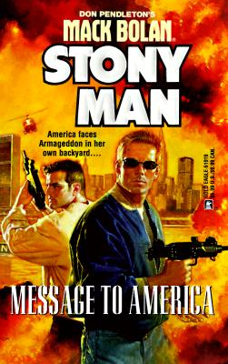 Image for Message to America (Stone Man, No. 35)