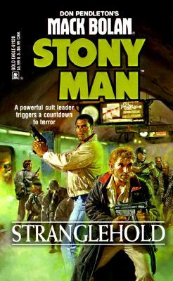 Image for Stranglehold (Stony Man, No. 36)