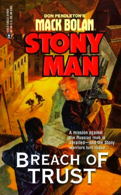 Image for Breach Of Trust (Stony Man)