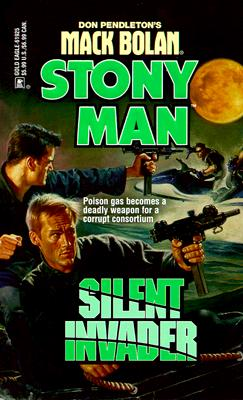 Image for Stony Man: Silent Invader