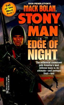 Image for Edge Of Night (Stony Man)