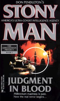 Image for Judgment In Blood (Stony Man)