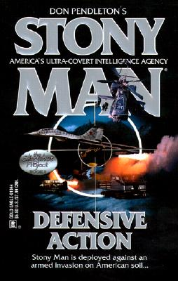 Image for Defensive Action (Stony Man #60)
