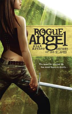Image for Secret of the Slaves (Rogue Angel, Book 8)