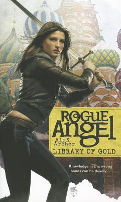 Image for Library of Gold (Rogue Angel)