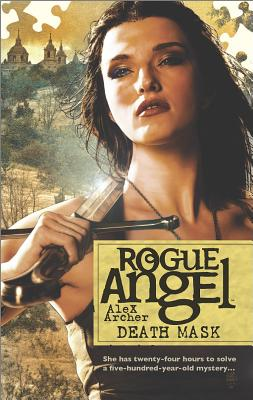 Image for Death Mask (Rogue Angel)