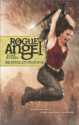 Image for Mystic Warrior (Rogue Angel)