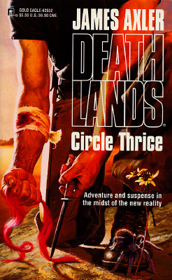Image for CIRCLE THRICE DEATHLANDS #32