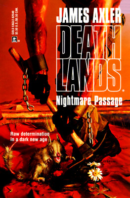 Image for NIGHTMARE PASSAGE DEATHLANDS# 40