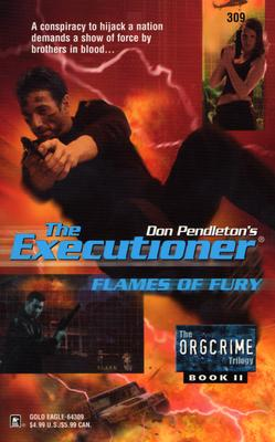 Image for Flames of Fury (Executioner, No. 309)