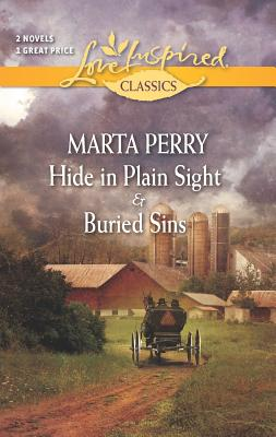 Image for HIDE IN PLAIN SIGHT / BURIED SINS