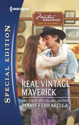 Real Vintage Maverick (Harlequin Special Edition), Marie Ferrarella
