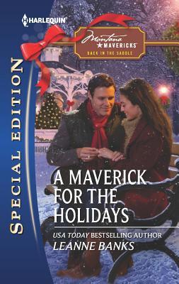 A Maverick for the Holidays, Leanne Banks