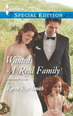 Wanted: A Real Family, Karen Rose Smith