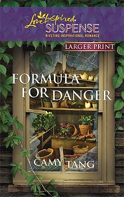 Image for Formula for Danger (Larger Print Steeple Hill Love Inspired Suspense)