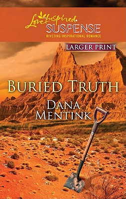 Image for Buried Truth (Love Inspired Large Print Suspense)