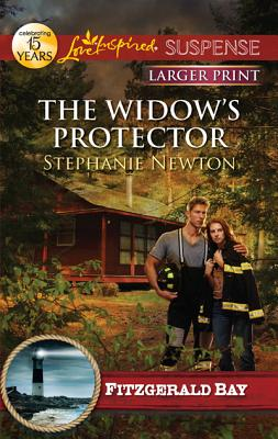 The Widow's Protector (Love Inspired Suspense (Large Print)), Stephanie Newton