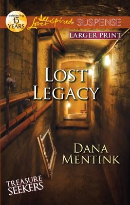Image for Lost Legacy  [Love Inspired Larger Print]