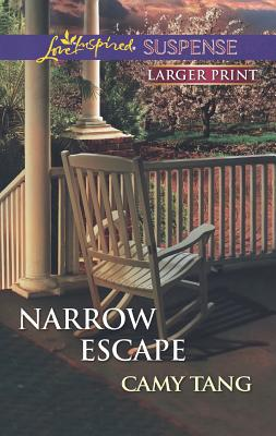 Image for Narrow Escape (Love Inspired Suspense (Large Print))