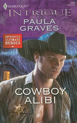 Image for Cowboy Alibi (Harlequin Intrigue Series)