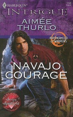 Image for Navajo Courage (Harlequin Intrigue Series)