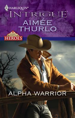 Image for Alpha Warrior (Harlequin Intrigue Series)