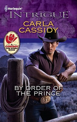 Image for By Order of the Prince (Harlequin Intrigue Series)